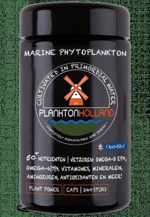 MSM plankton capsules