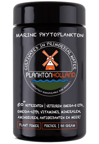 plankton poeder 60 gram violet glas