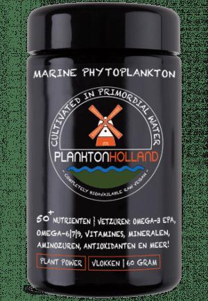 plankton vlokken 60 gram